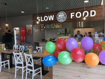 Meet & Fit – Slow Food już otwarte!