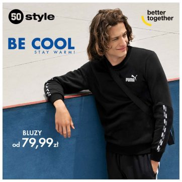 BE COOL STAY WARM